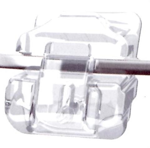 セルフライゲーションブラケット 1歯ごと