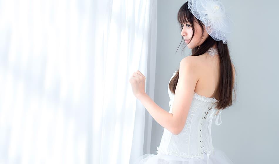 結婚式などの晴舞台に合わせた計画的な治療