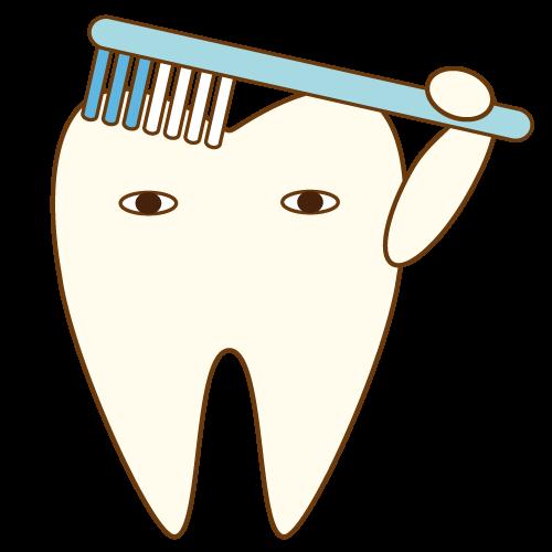 歯ブラシの保管🦷